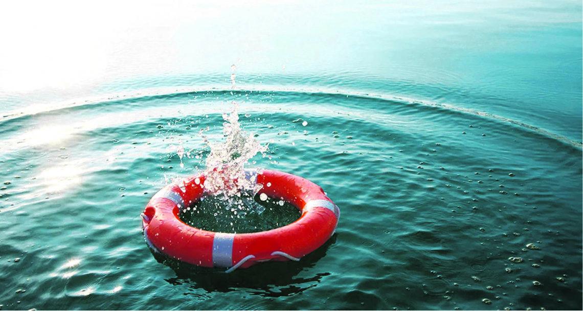 Вода в жару притягательна и опасна