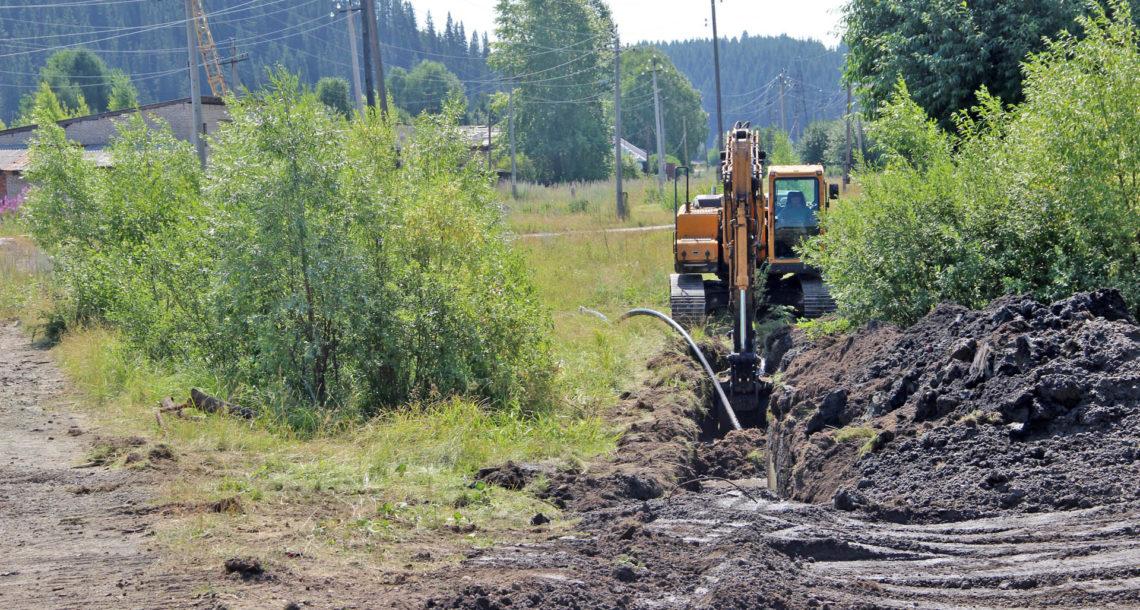 Ремонт водопроводов в Нязепетровске