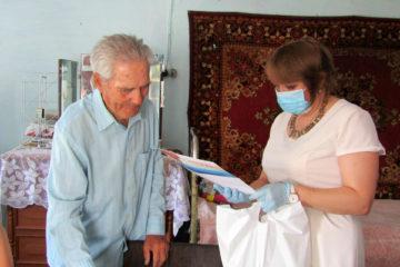 Г.А. Мыльников из Нязепетровска отметил 90-летие