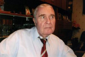 Б.К. Барыкин, краевед из Нязепетровска
