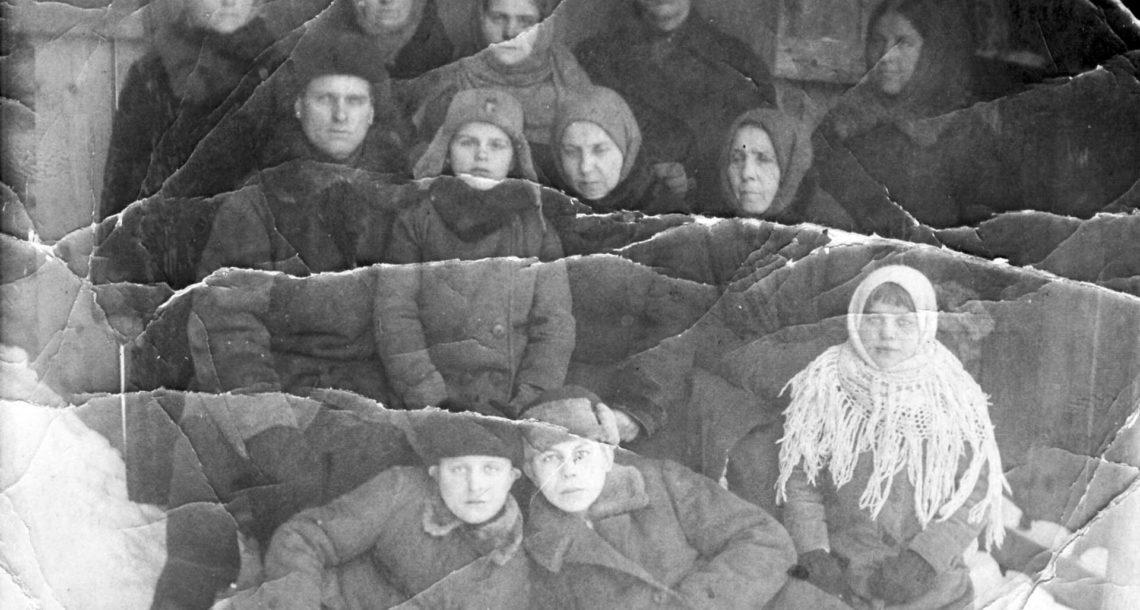 Проводы на войну, Нязепетровск.