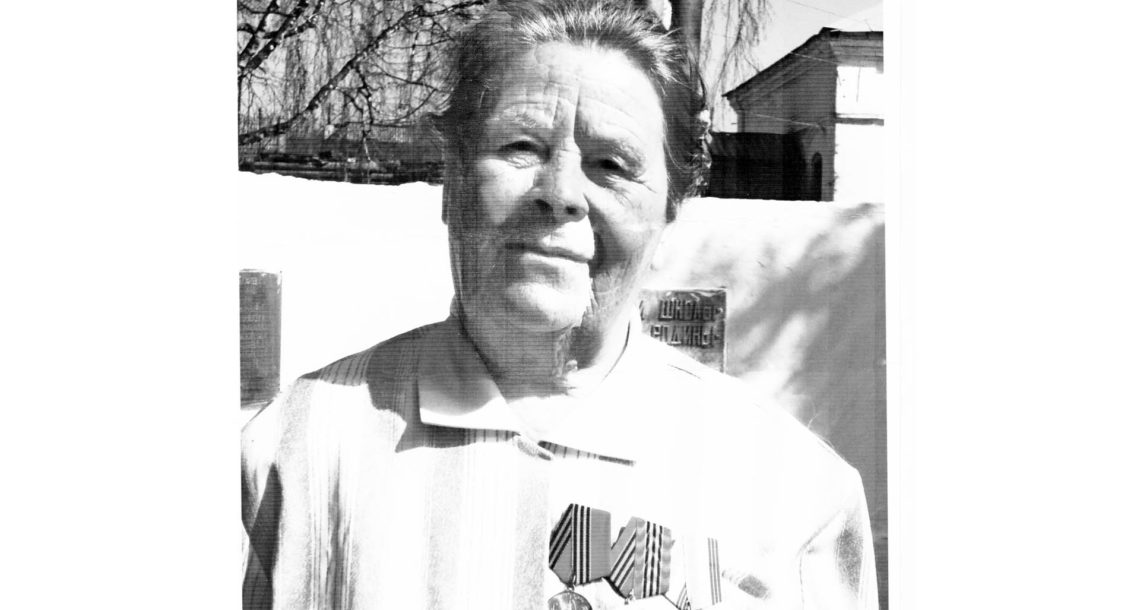 Е.Н. Андриянова из Нязепетровска