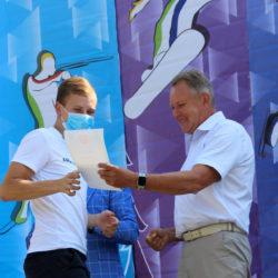 Спортивный праздник в Нязепетровске