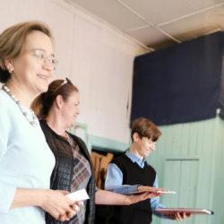 Никит Хужин, президент Араслановской СОШ
