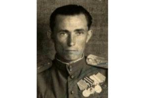 П.В. Волков, фронтовик из Нязепетровска