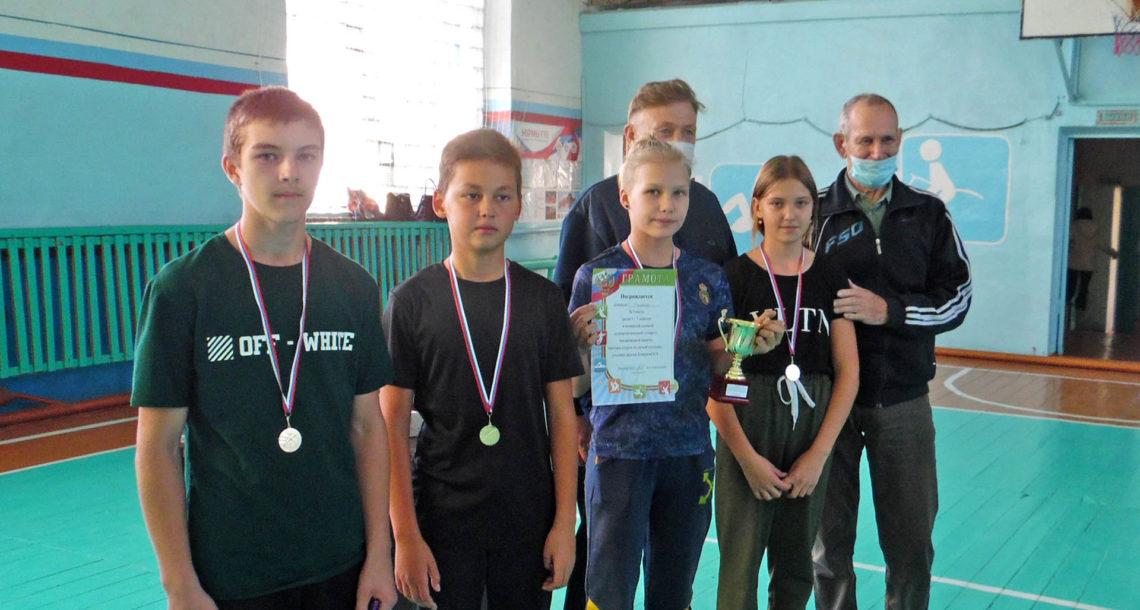 Соревнования в Нязепетровске