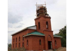 Мечеть в Нязепетровске