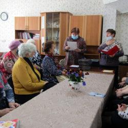 Ветераны Нязепетровского района