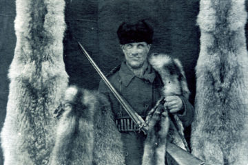 Охотник середины ХХ века