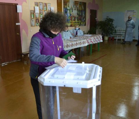 Выборы в Нязепетровском районе
