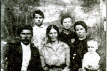 Семья Власовых из Нязепетровского района