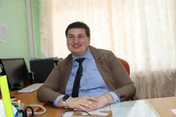 Д.А. Малков, директор СОШ №27