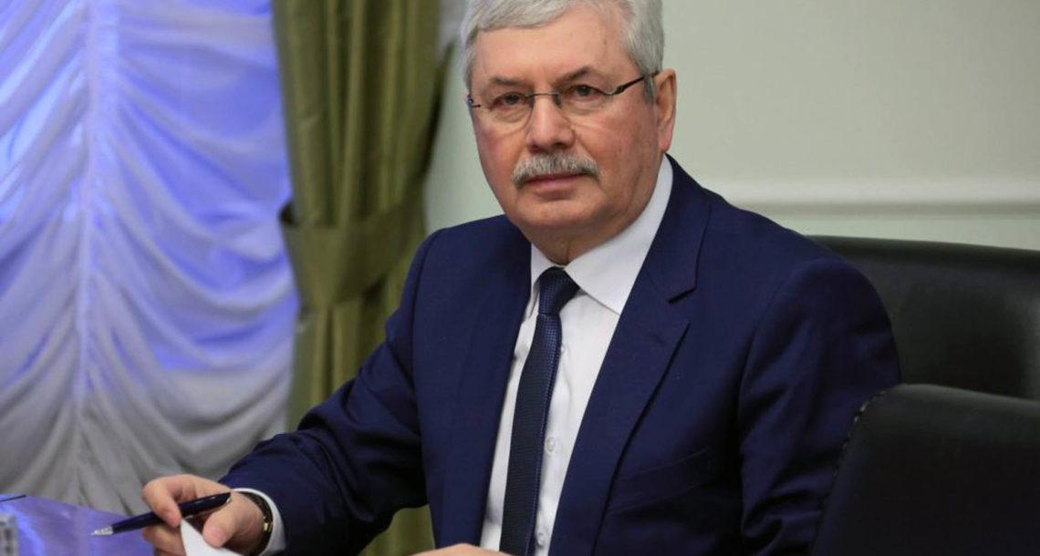 В. Мякуш
