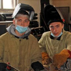 Студенты на практике в Нязепетровске