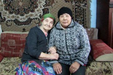 Жители с. Калиновка Нязепетровского района