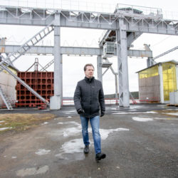 В. Бурматов в Нязепетровске