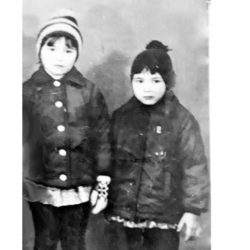 Сестры Галиаскаровы из Нязепетровского района