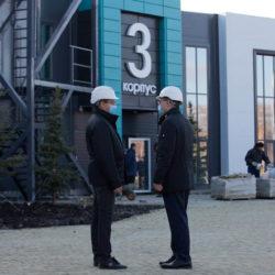 Новая больница в Челябинске