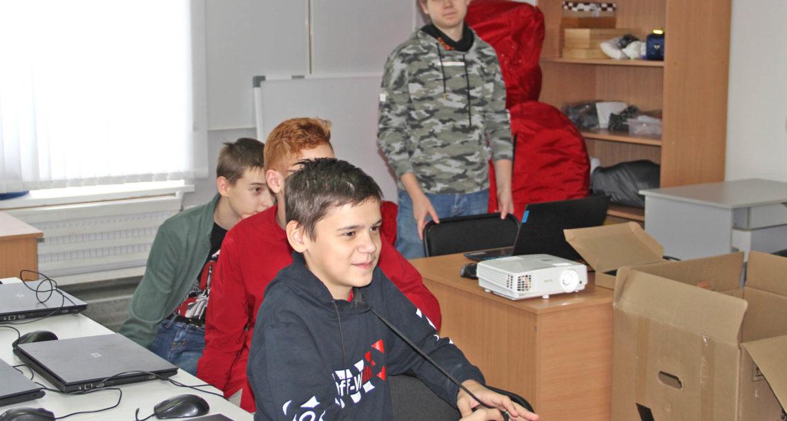 Кванториум в Нязепетровске