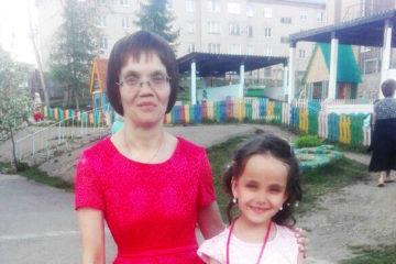 Т. Гильманшина из Нязепетровска