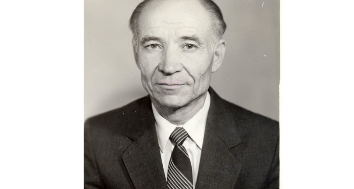Д.М. Горбунов, судья из Нязепетровска