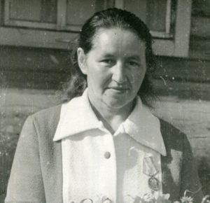 Закия Гаязовна Байбакова
