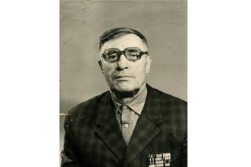 И.М. Евлачев из Нязепетровска