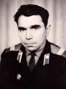 Б. Г. Постников