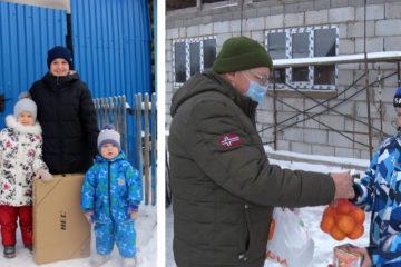 Нязепетровский район присоединился к акции Елка желаний