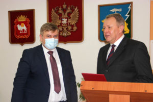 Выборы главы Нязепетровского района