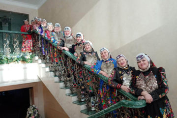 «Ляйсан» из Нязепетровского района на голубом огоньке