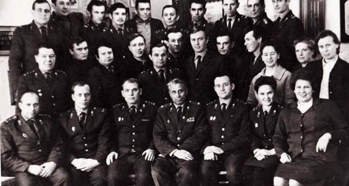 Милиционеры в Нязепетровске