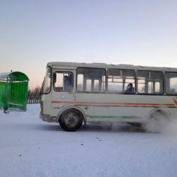 Автобус в Нязепетровске