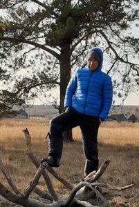 Р. Хасанов из д. Постникова Нязепетровского района