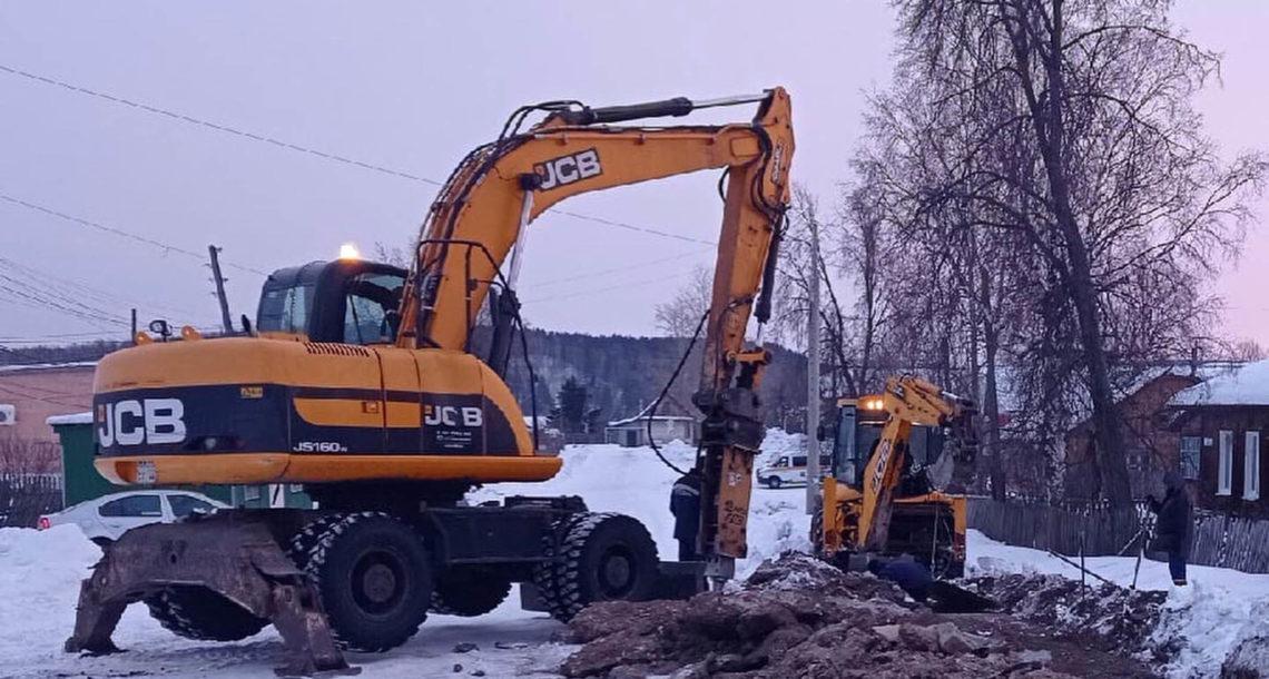Буран оставил жителей Нязепетровского района без благ цивилизации
