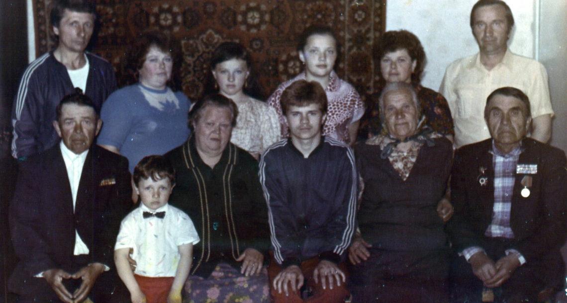 Династия Петренко из Нязепетровска