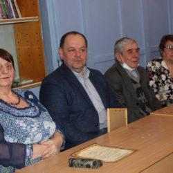 Выпускники СОШ №3 г. Нязепетровска на встрече со старшеклассниками