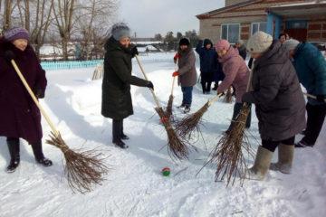 Спортивный праздник в Нязепетровском районе