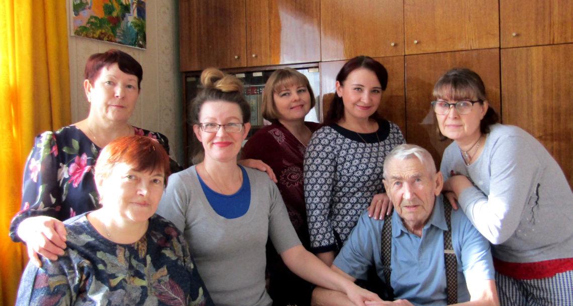 Ю.П. Беляев из Нязепетровска