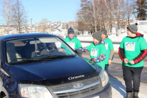 Юные инспекторы дорожного движения в Нязепетровске