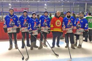 Команда из Нязепетровска