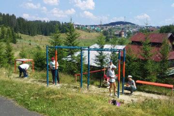 Волонтеры в Нязепетровске