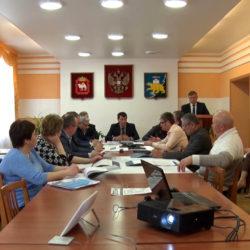 Глава Нязепетровского района выступил с отчетом