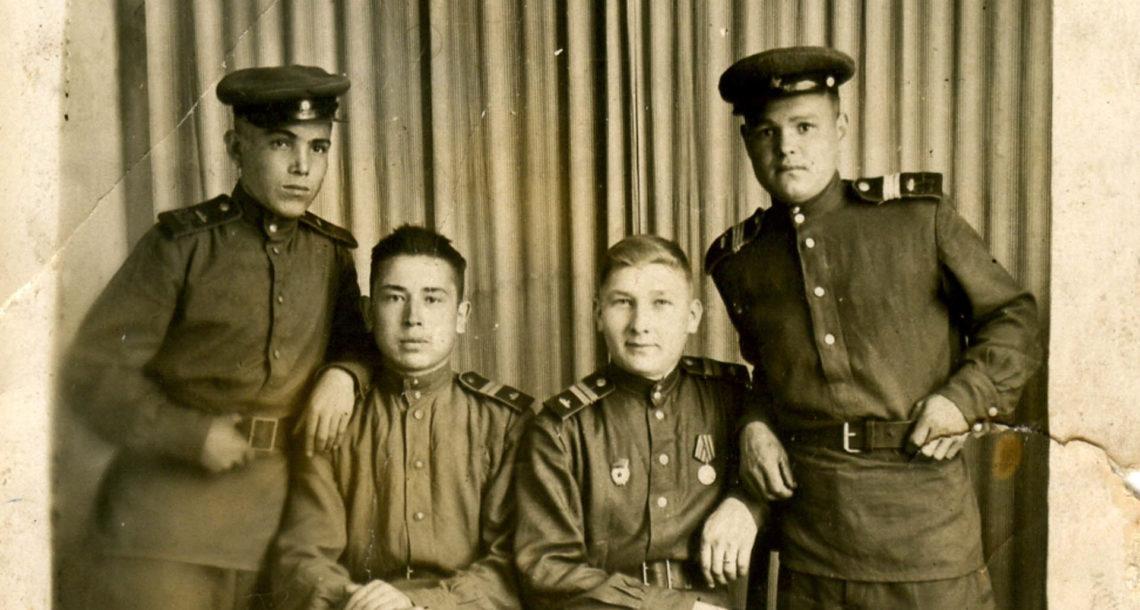 Архивное фото 1947 года