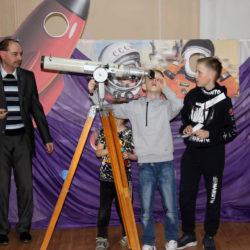 Телескоп В. Бычкова