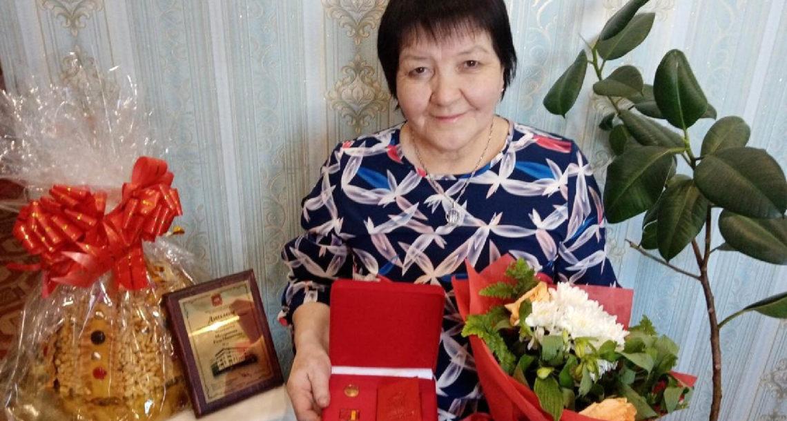 Ансамбль «Ляйсан» из с. Арасланово Нязепетровского района