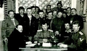Казаки Нязепетровского района