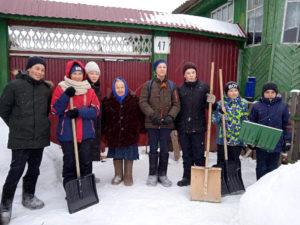«Верные друзья» из с. Ункурда Нязепетровского района