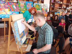 В. Н. Питиримов провел мастер-класс в Нязепетровске