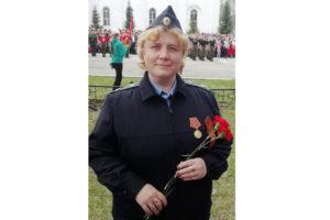 Н.В. Прокопенко из Нязепетровска